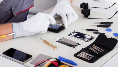 کاور دوره آموزش سخت افزار تعمیرات موبایل